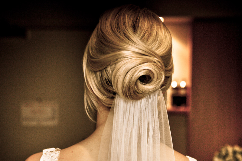 Bridal Hair - Newcastle and Hunter Valley