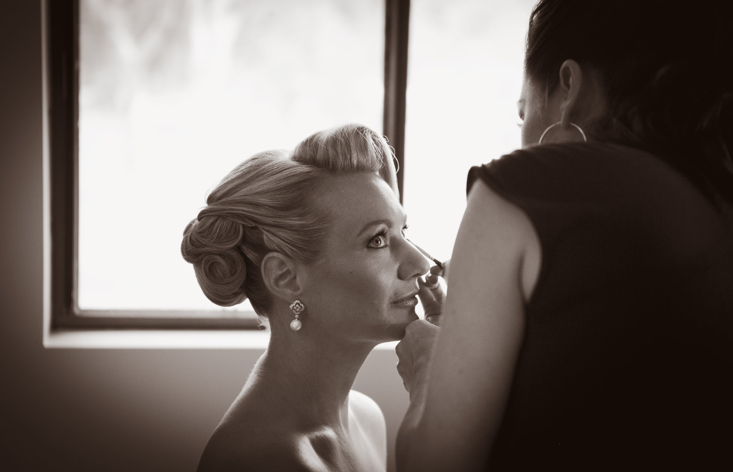 What preparation should I do to my skin prior to my wedding day? - The smoother your skin, the better result on your wedding day. A gentle skin exfoliate should be used to remove any old skin cells and smooth out imperfections. Exfoliates can be used up to 2 times per week. I can recommend skin treatments available for you @ salons.