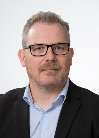 Regional Manager  Thomas Jacobsen