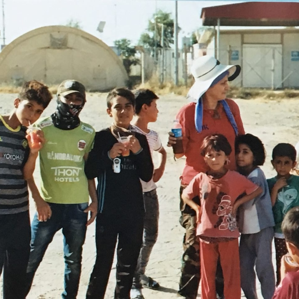 Bajed Kandala, Iraq -