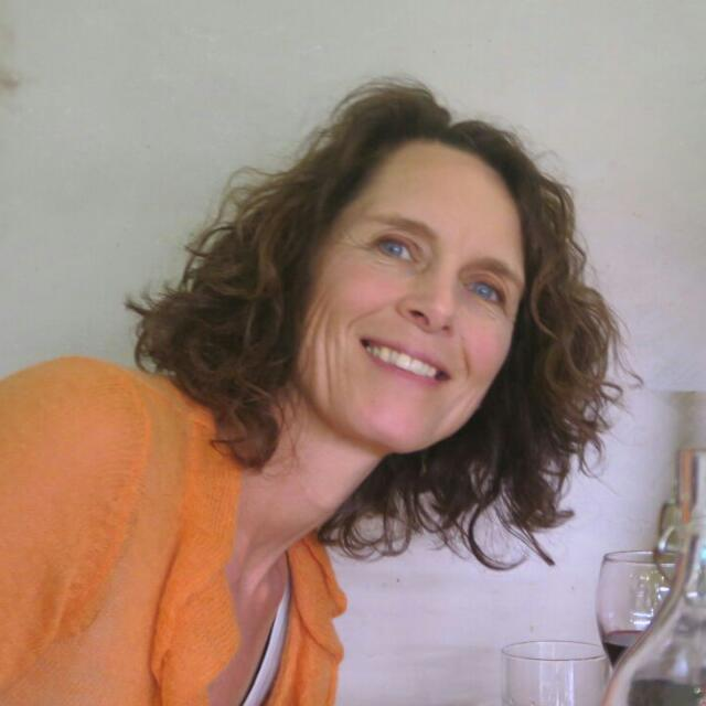 Sharon Conrad, Cooking and Nutrition Lead