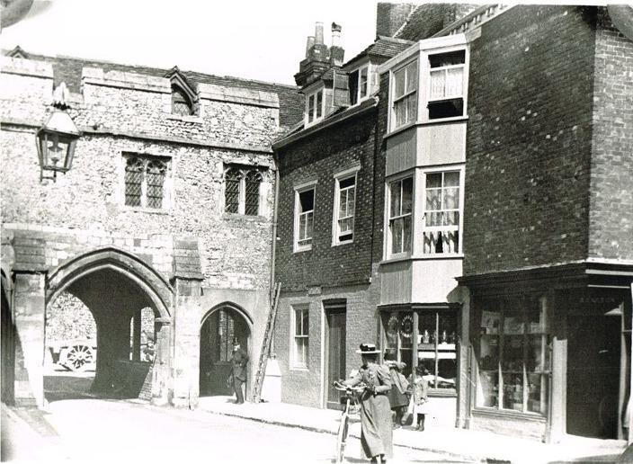 kingsgate circa late 19th century