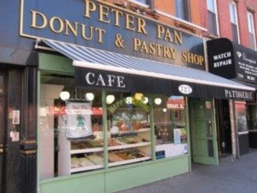 Peter Pan Donuts -