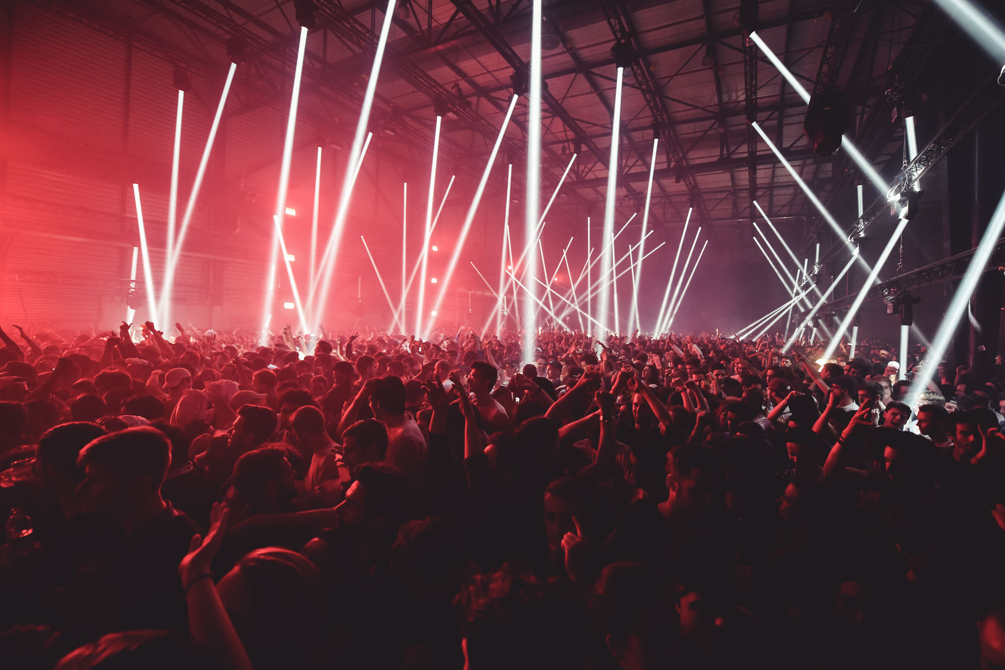 NUITS SONORES 2018 - REPORTAGE LIVE