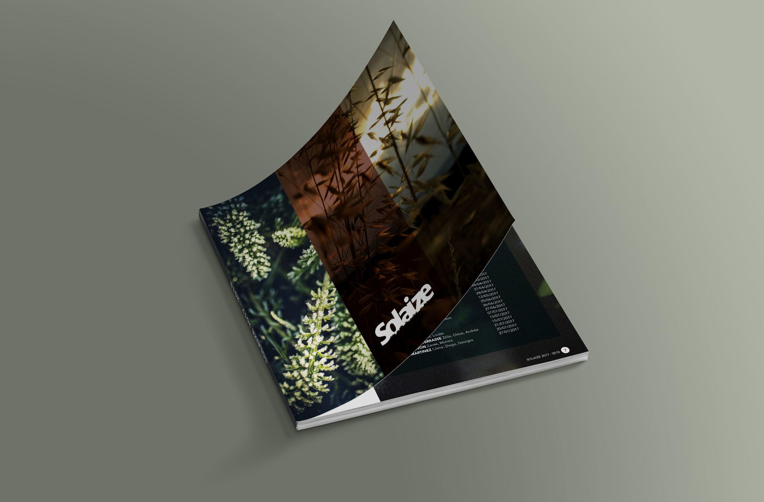 SOLAIZE - EDITION