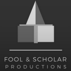 """Fool & Scholar Productions    """"Steven captures the vision of my creative team and expands it to a level of professionalism which we are proud to incorporate into our brand. He responds well to feedback, makes adjustments quickly, and keeps us ahead of schedule."""""""