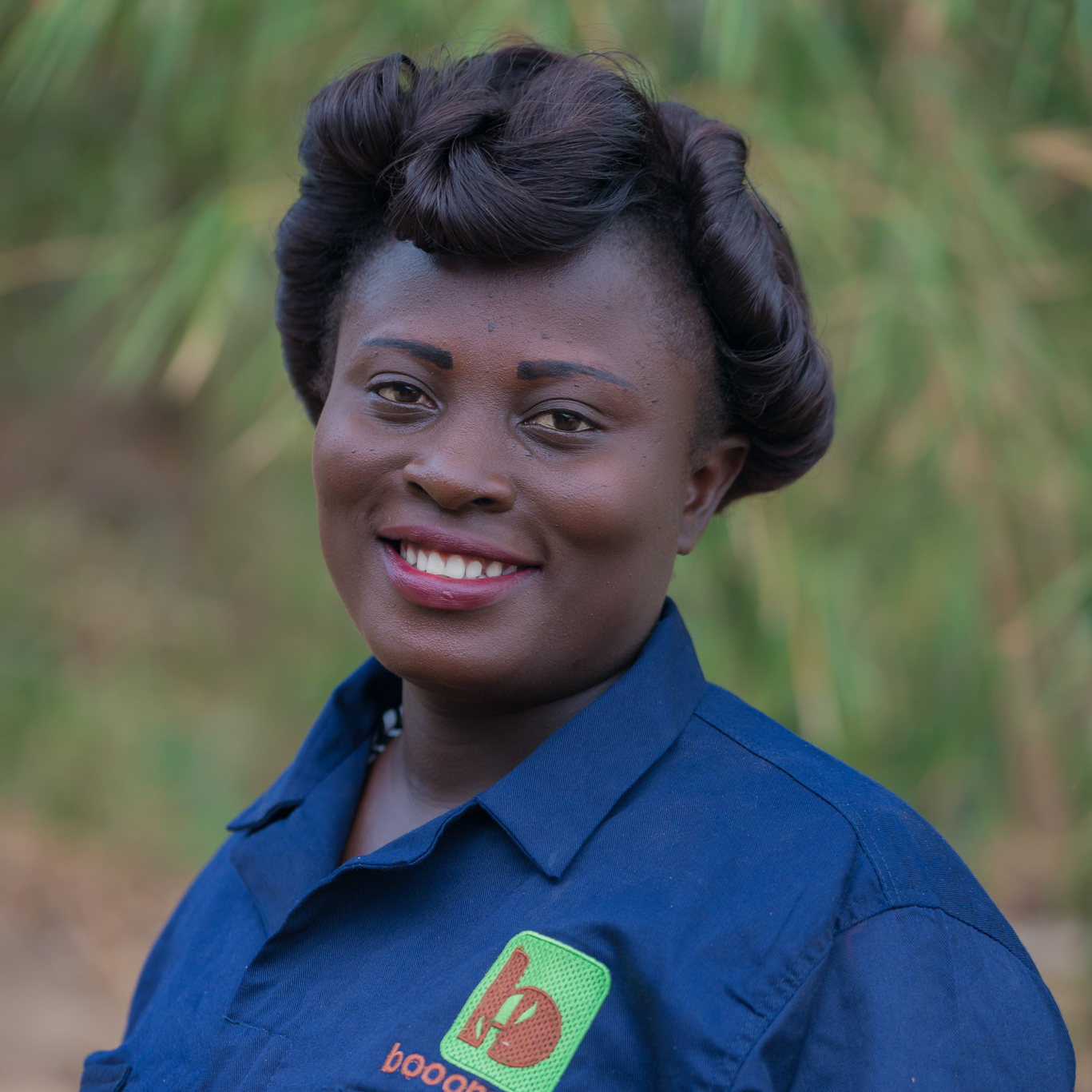 Selena Amponsah Boateng, Assistant Ops Officer -