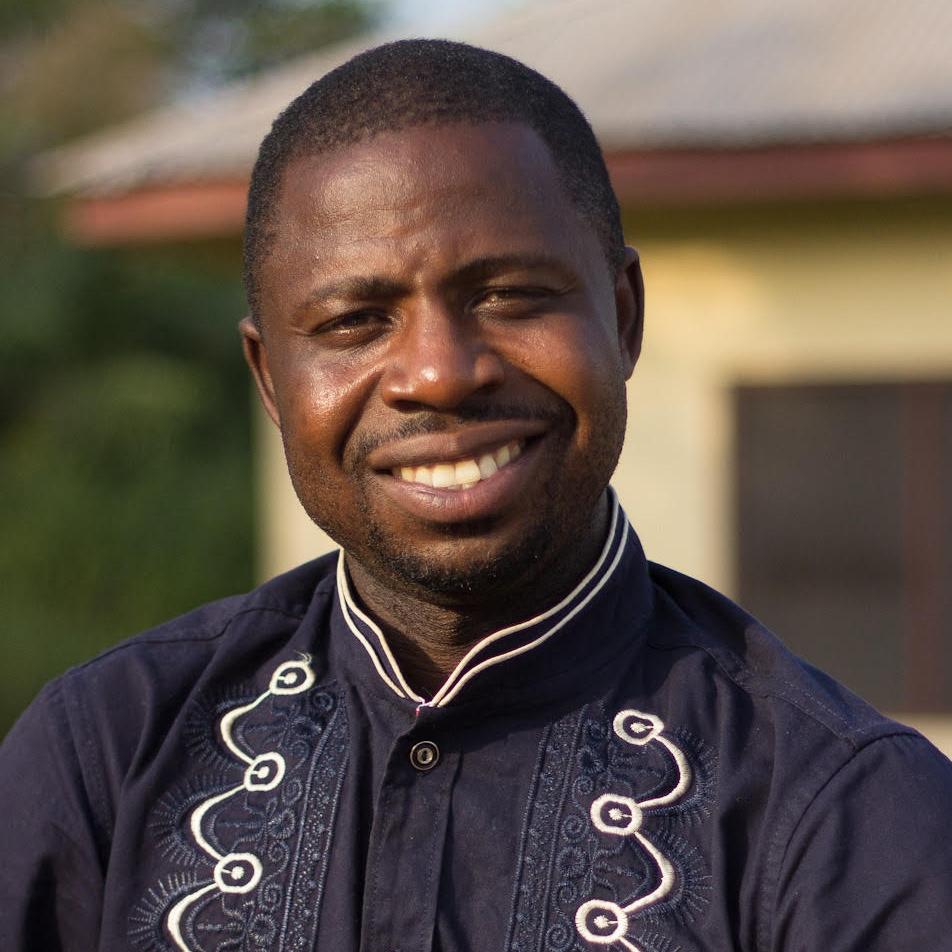 Kwanbena Danso, CEO -