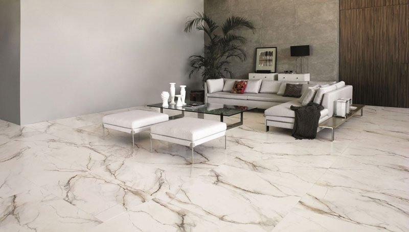 Carrara Bianco Tiles