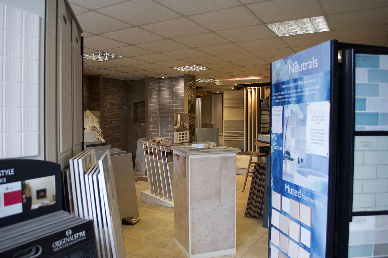 Ceramic and Porcelain Tiles in Cheshire