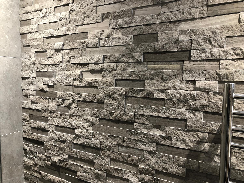 Split Face Tiles