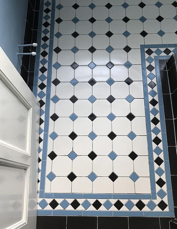 Victorian Tiles