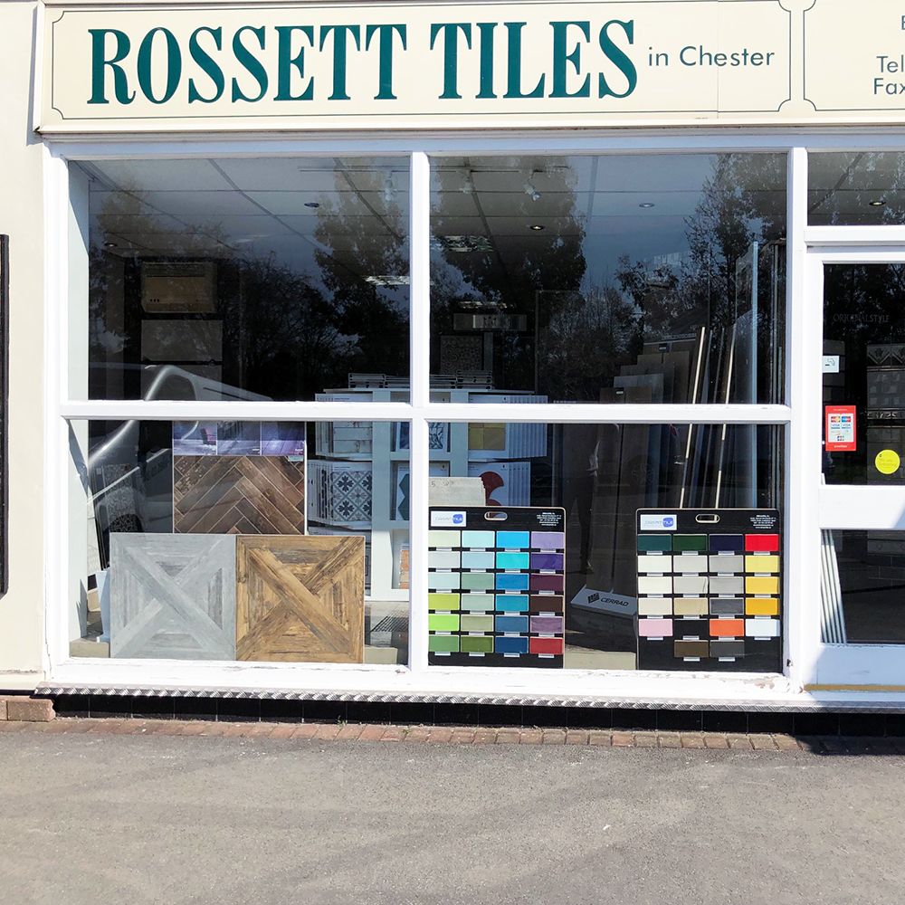 Rossett Tiles in Chester
