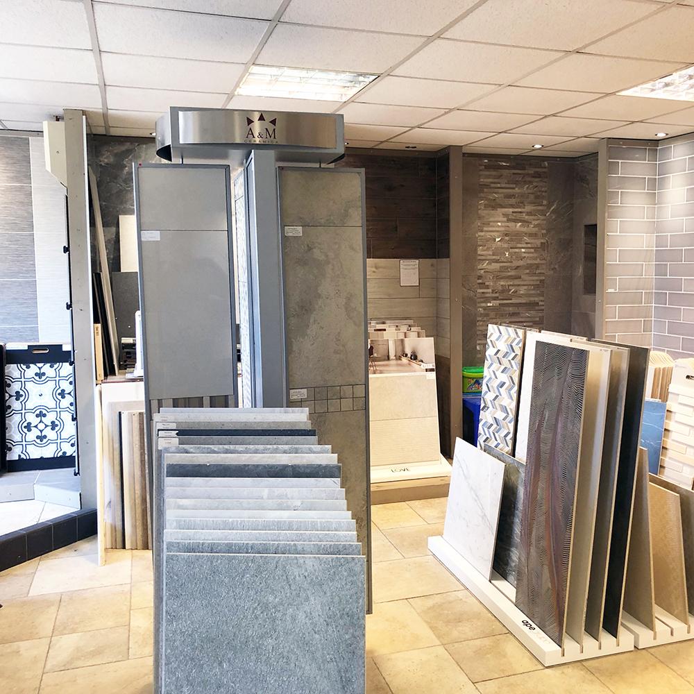 Tiles in Chester