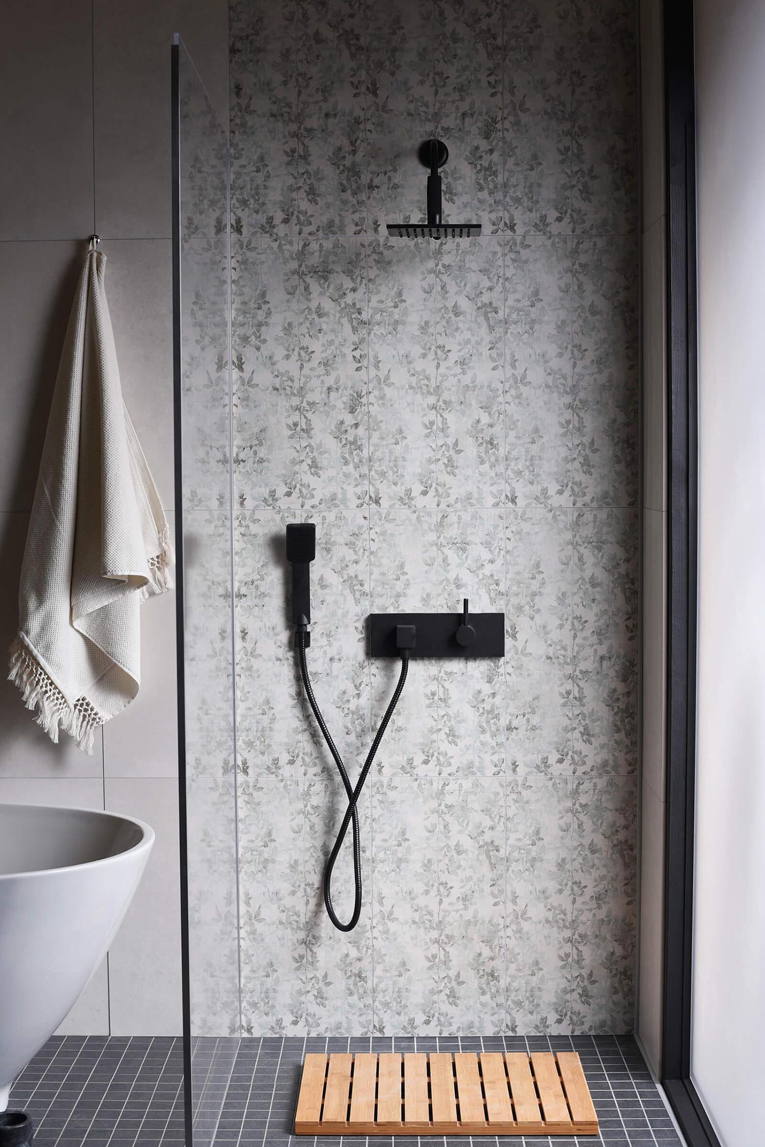 Living Pergola Ceramic Patterned Tiles