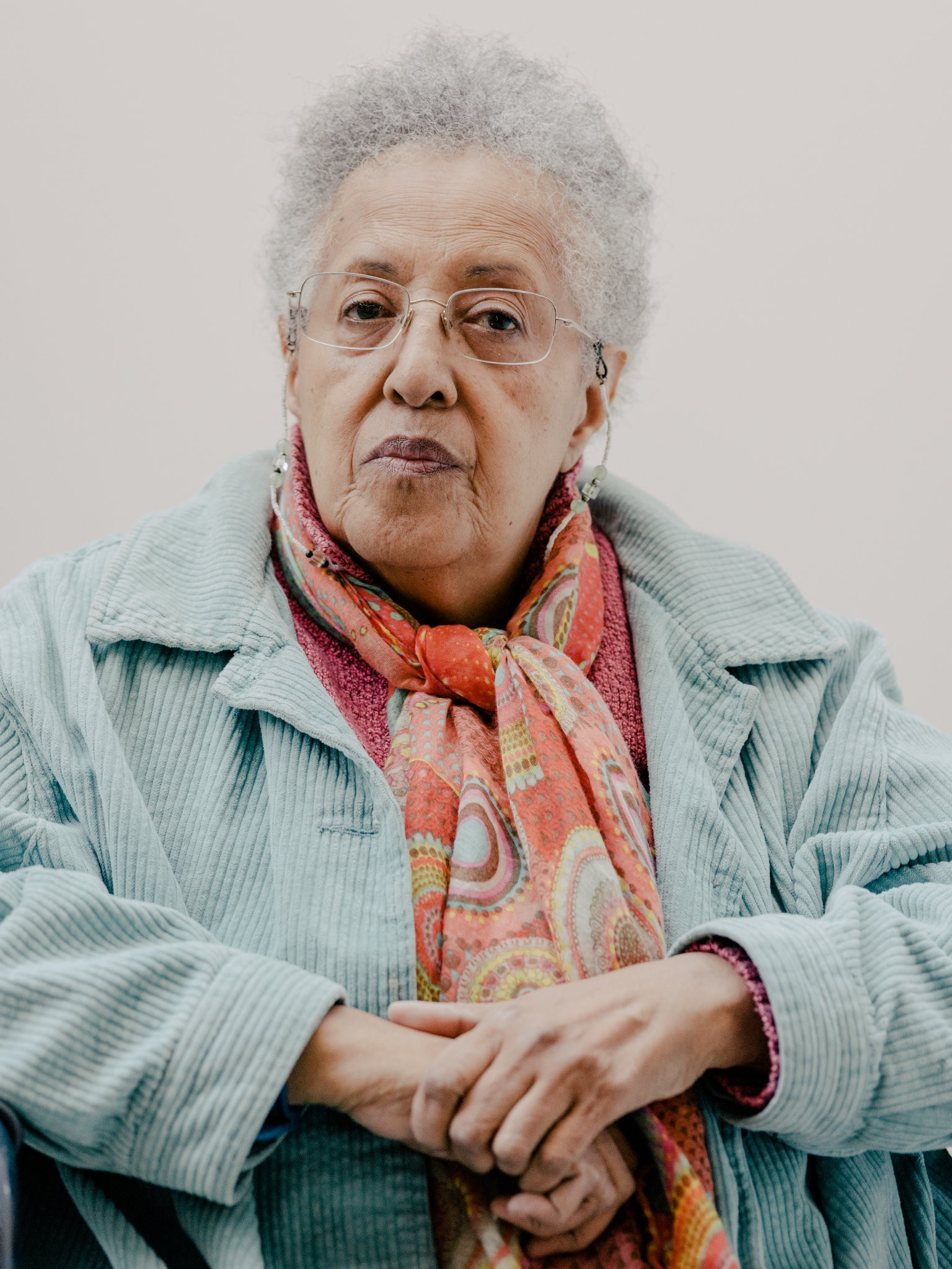 Howardena Pindell arrived in New York in 1967 to a cool reception; - her abstract art was frowned upon by both white and black members of the art community.