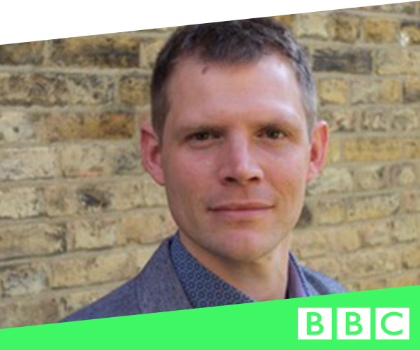 Daniel Whaley   Senior Architect, BBC  Product (Voice & AI)