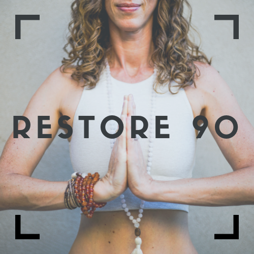restore 90 hot yoga classes in Albuquerque