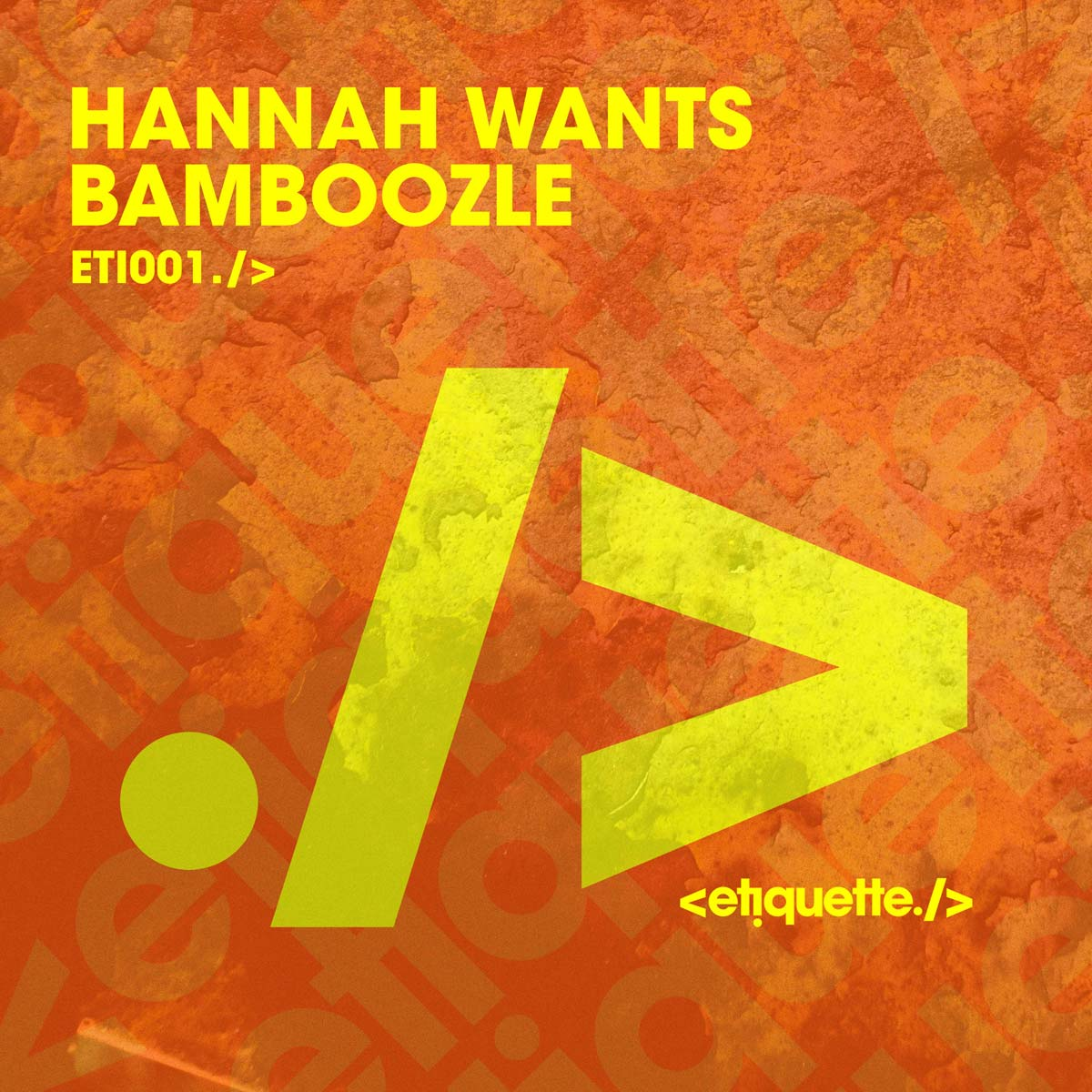 - Tried and tested around the world, we're proud to open the label with Hannah Wants' Bamboozle! Hannah Wants - Bamboozle is OUT NOW!Buy / Stream link:http://hyperurl.co/xnushw