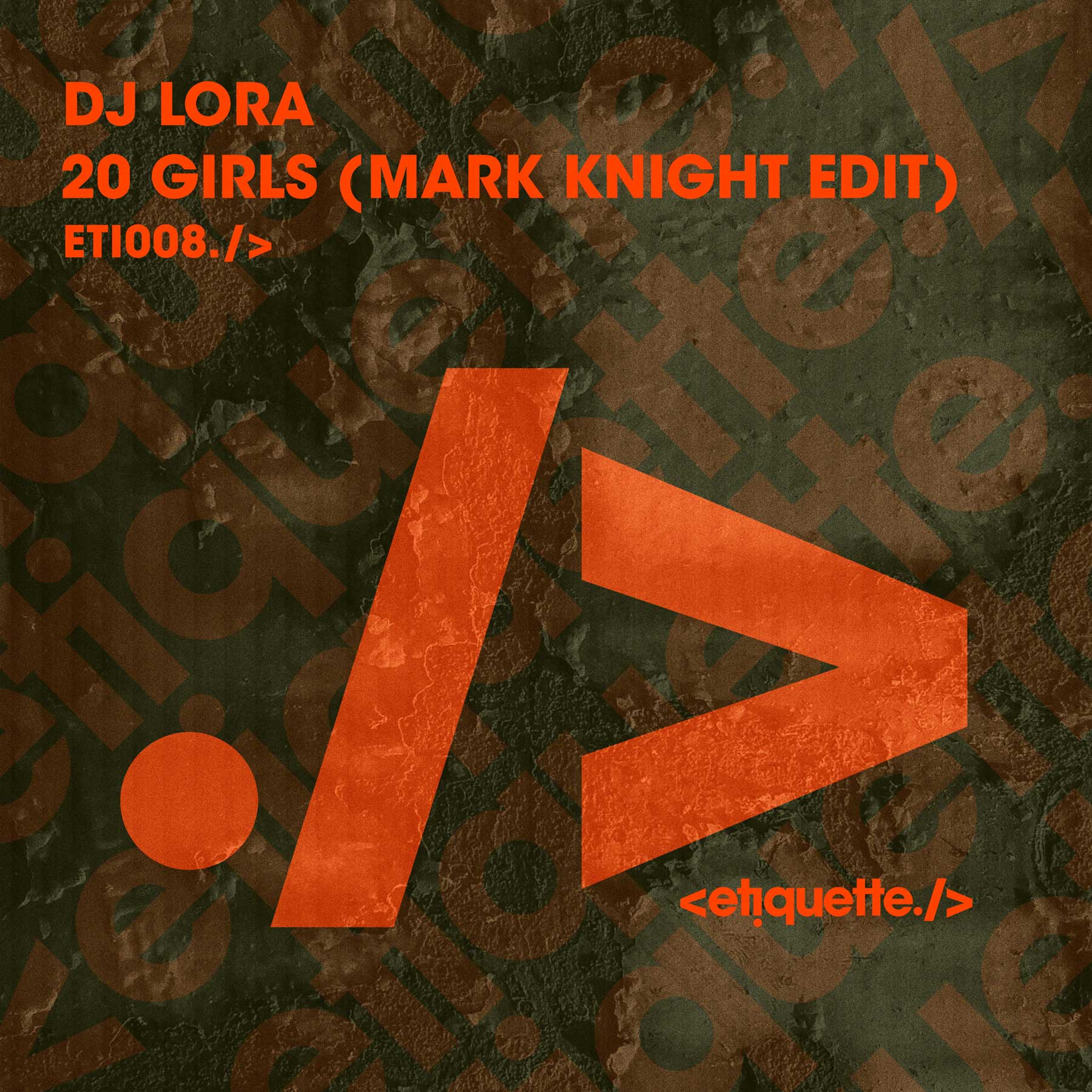 - We've got some more new music for you... Toolroom Records' head honcho and main man Mark Knight delivers his edit of 20 Girls from UK's very own DJ Lora. One to get you and dance floor moving - OUT NOW.Buy / Stream Link:https://etiquette.lnk.to/20GirlsEP