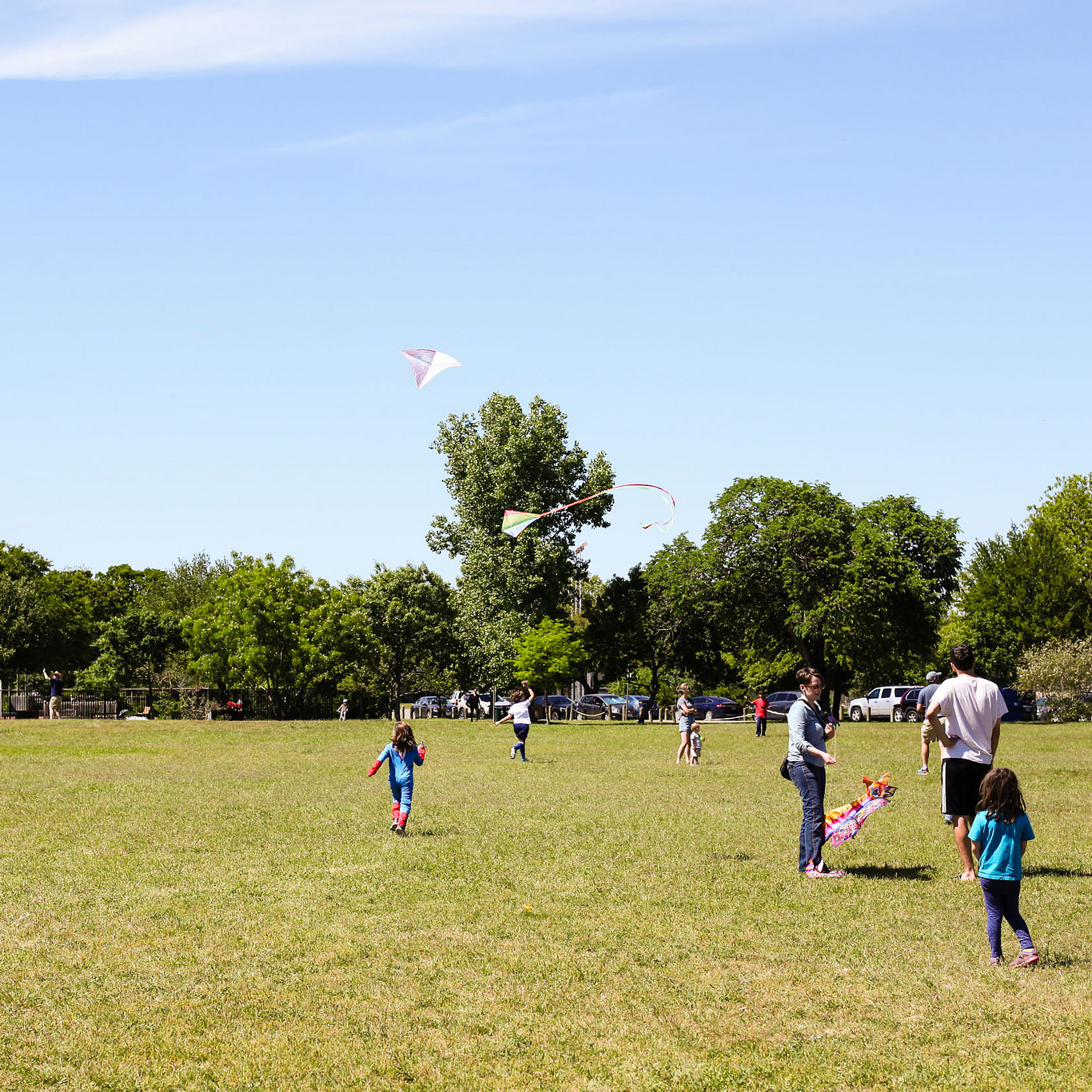 Go Fly a Kite! Day at Patterson Spring 2018