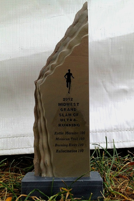 We are proud to be part of the Midwest Grand Slam of Ultra-running