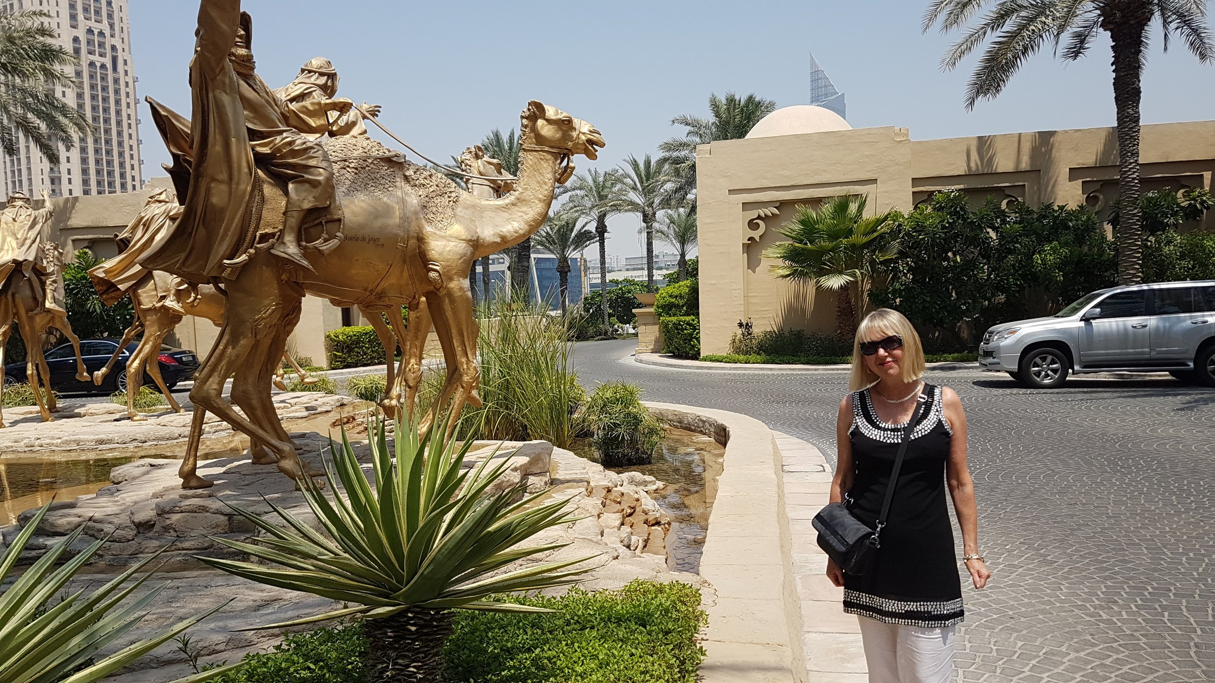 Elene Marsden Dubai at One&Only Royal Mirage Hotel