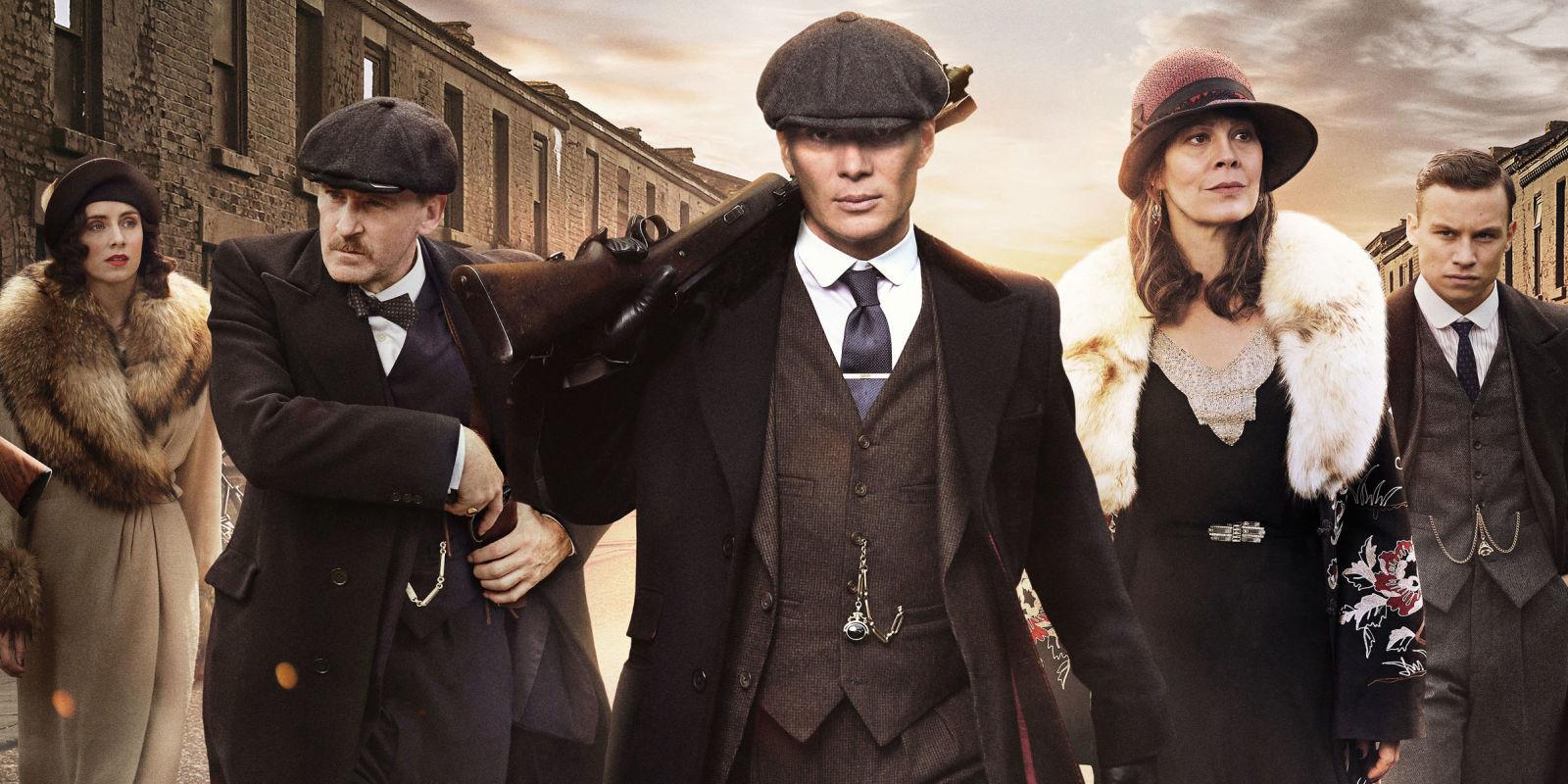 BBC TV Series Peaky Blinders