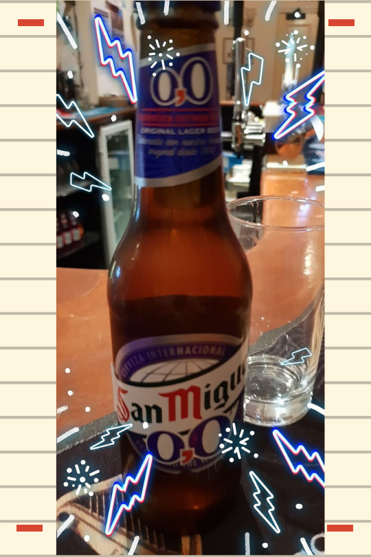 San Miguel 0 Alcohol