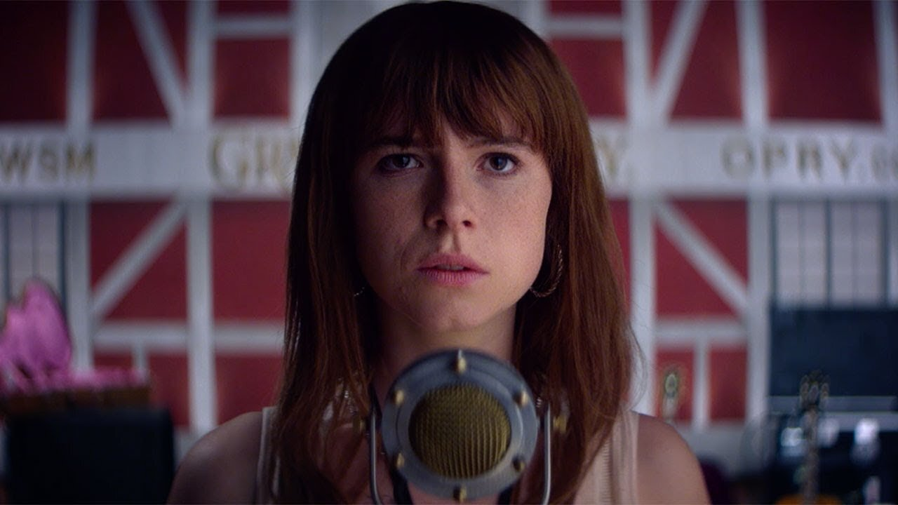 Irish actress  Jessie Buckley  as the title character gives us an electrifying, star-making performance in Wild Rose.