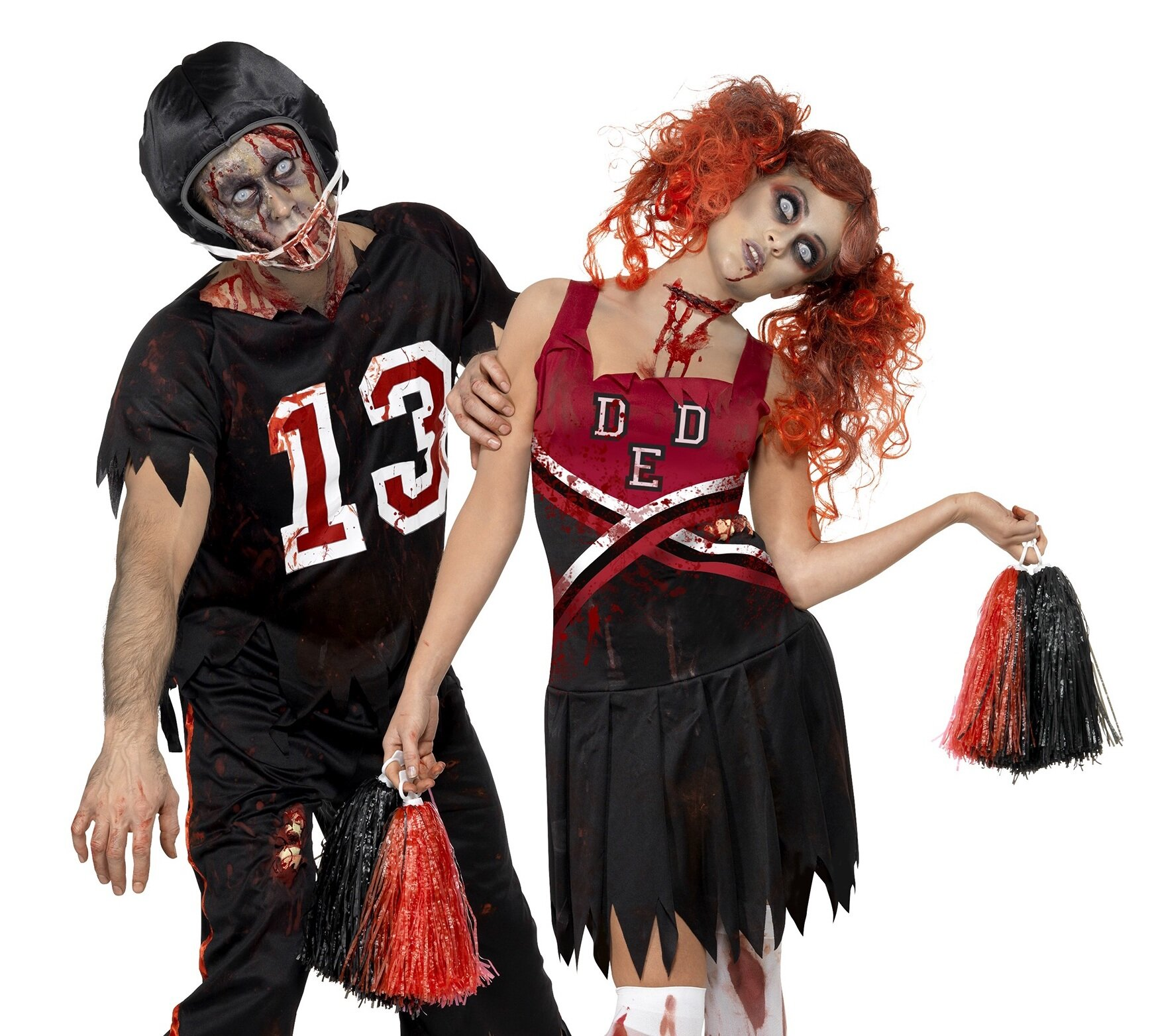 Zombie Jocks and Fearleaders  - Movie Night Hallowe'en - Tuesday, Oct 29