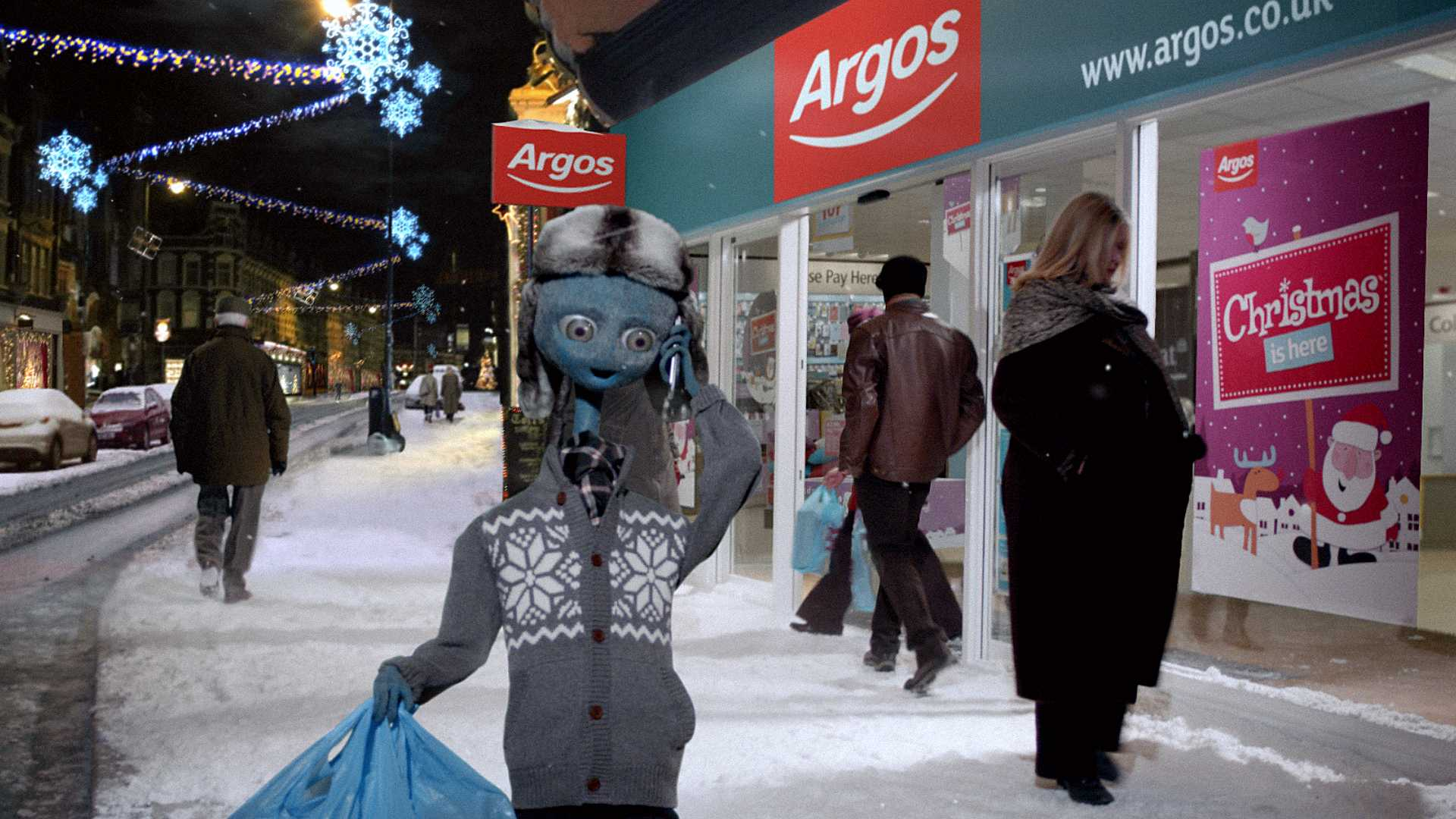 Argos 'I Can Shop From Here'