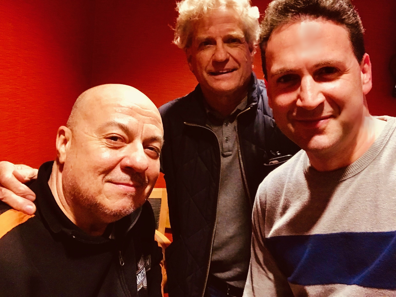 Eddie, Tim, Steve