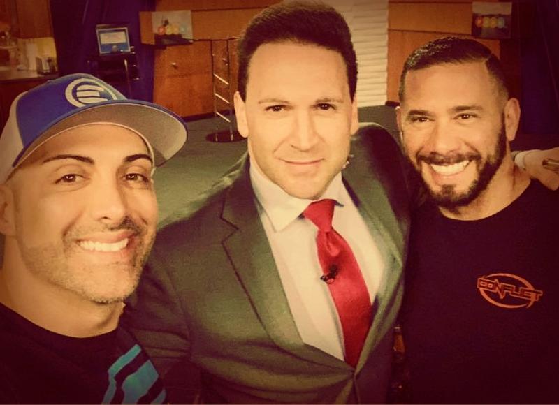 GK, Steve, Brad