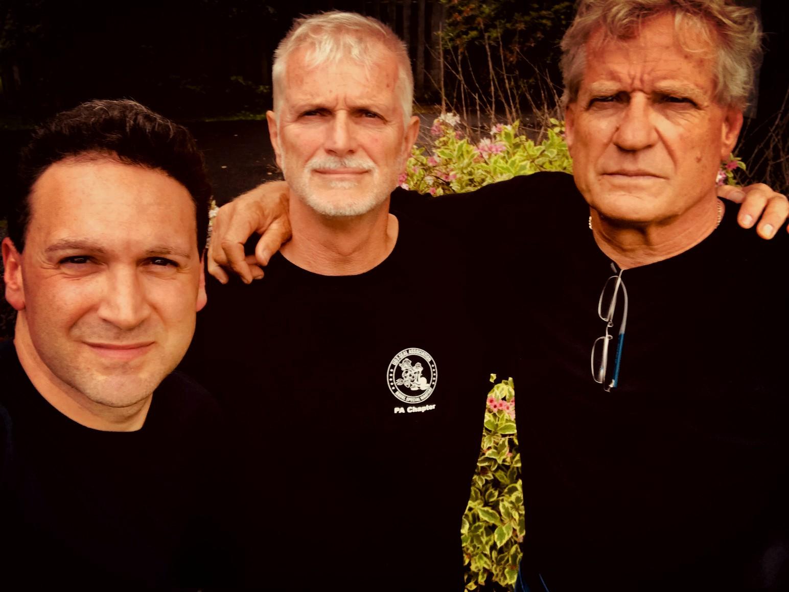 Steve Mittman, Steve Turoscy, Tim Hoover