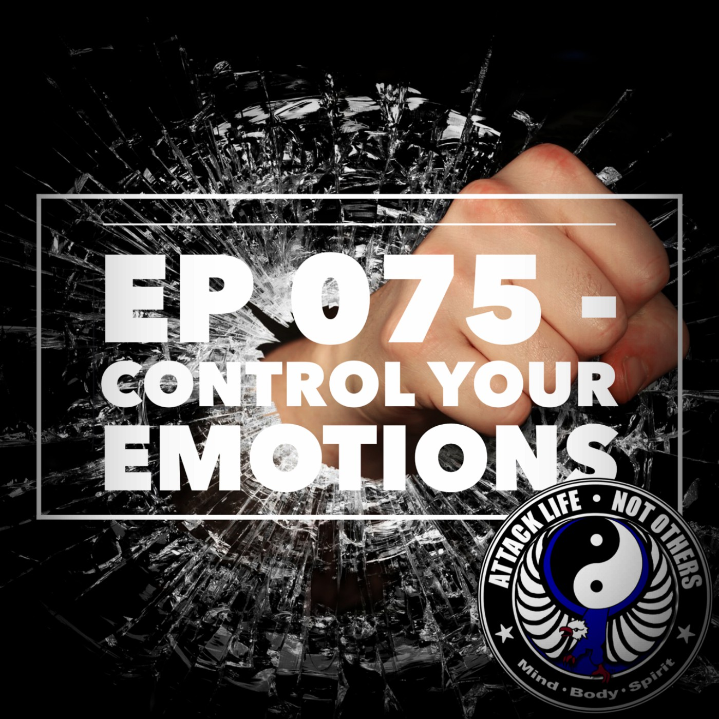 Ep 075 - Control Your Emotions