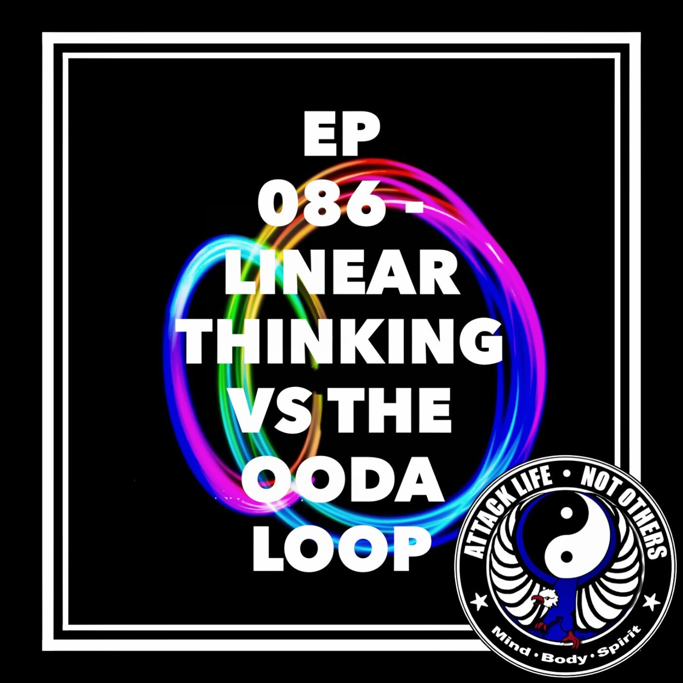 Ep 086 - Linear Thinking vs The OODA Loop