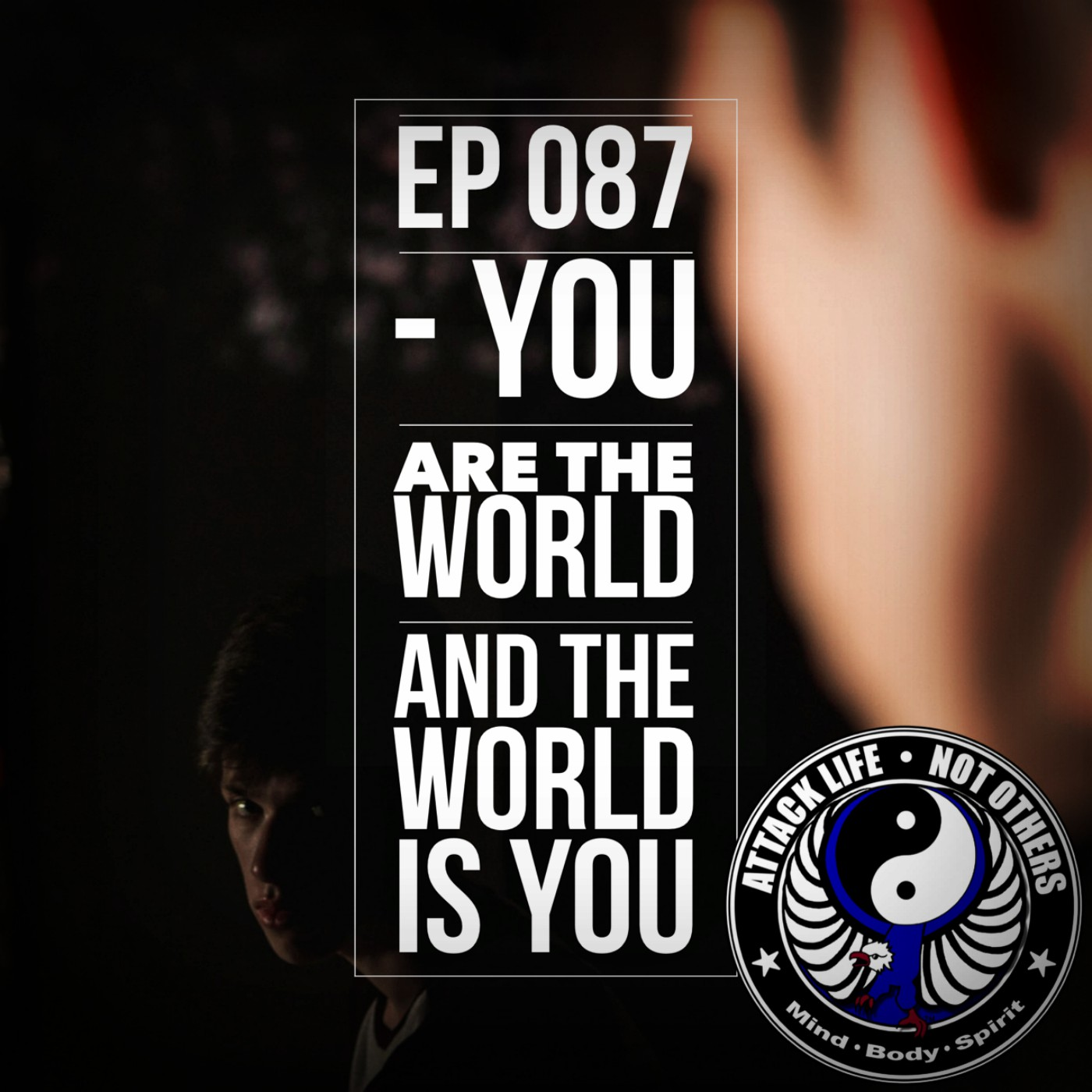 Ep 087 - You Are The World and The World Is You