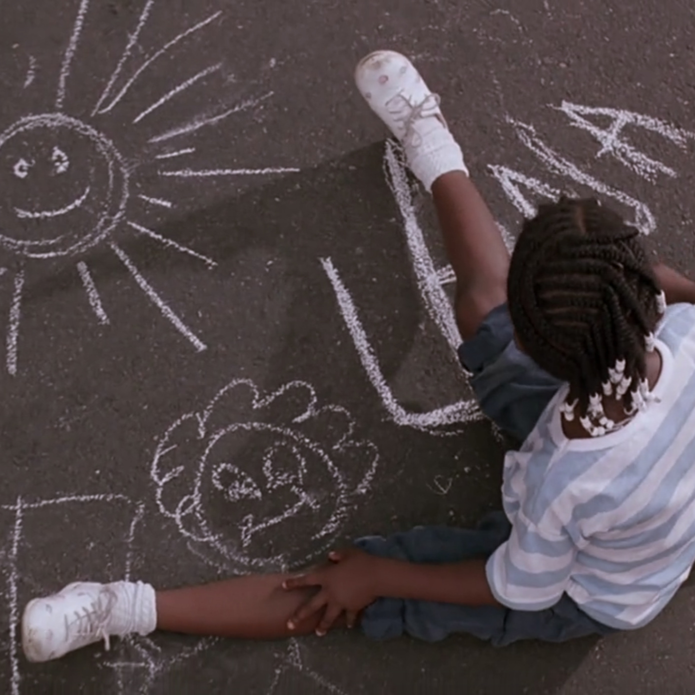 Image from  Do The Right Thing  by Spike Lee