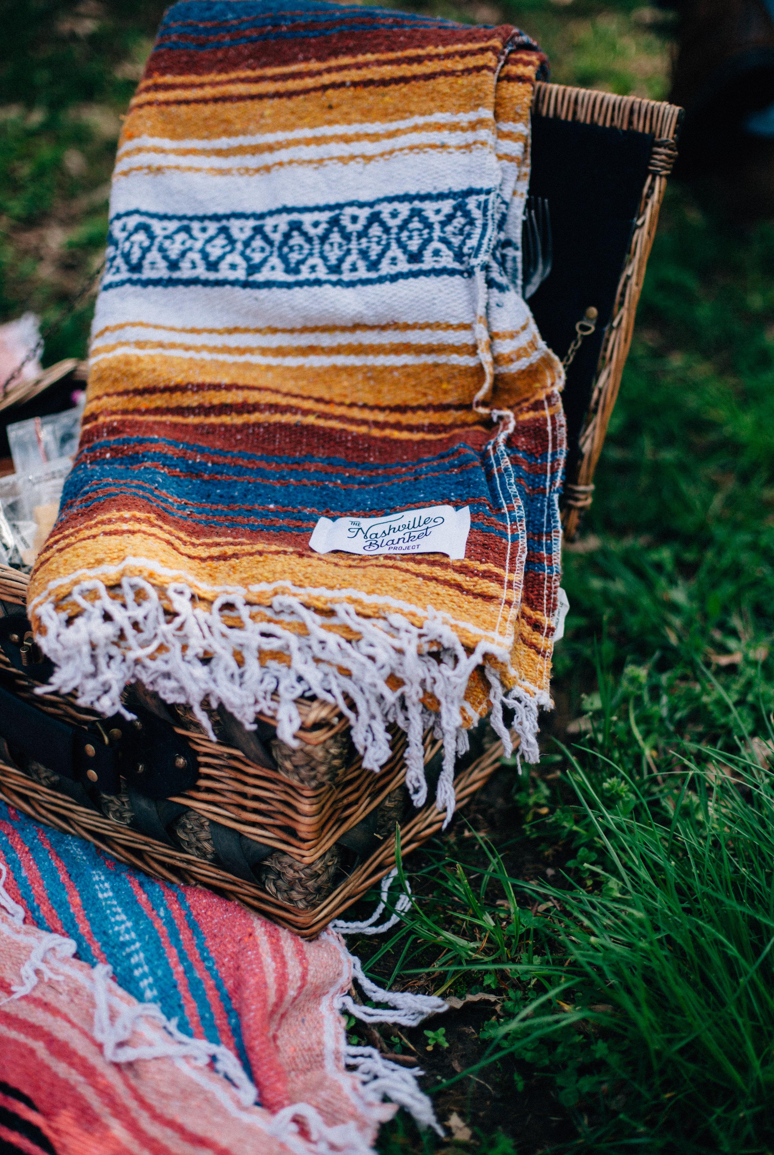 Golden Hour Blanket