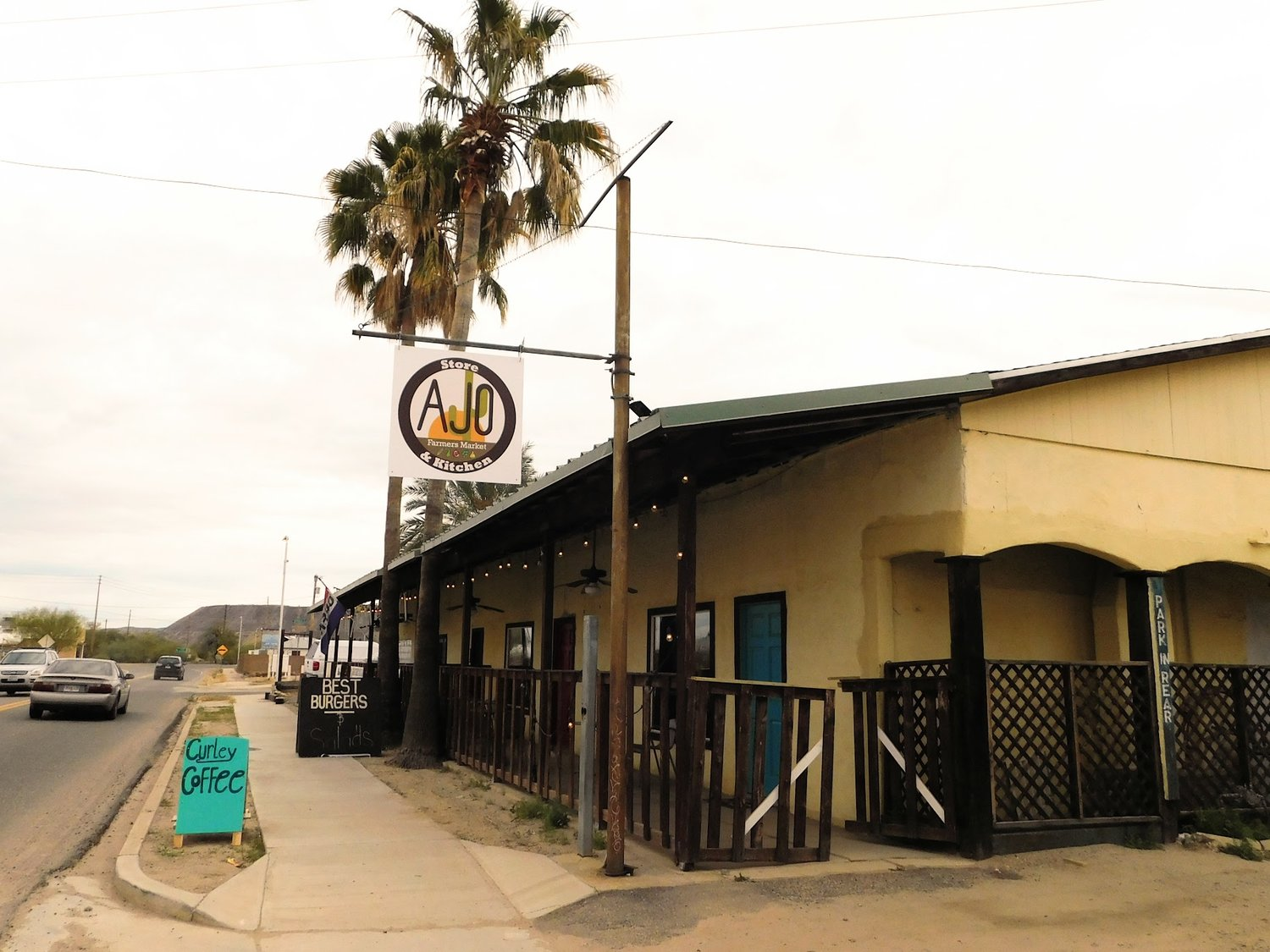 Farm to Table Chef at Ajo Farmers Market Store & Kitchen -