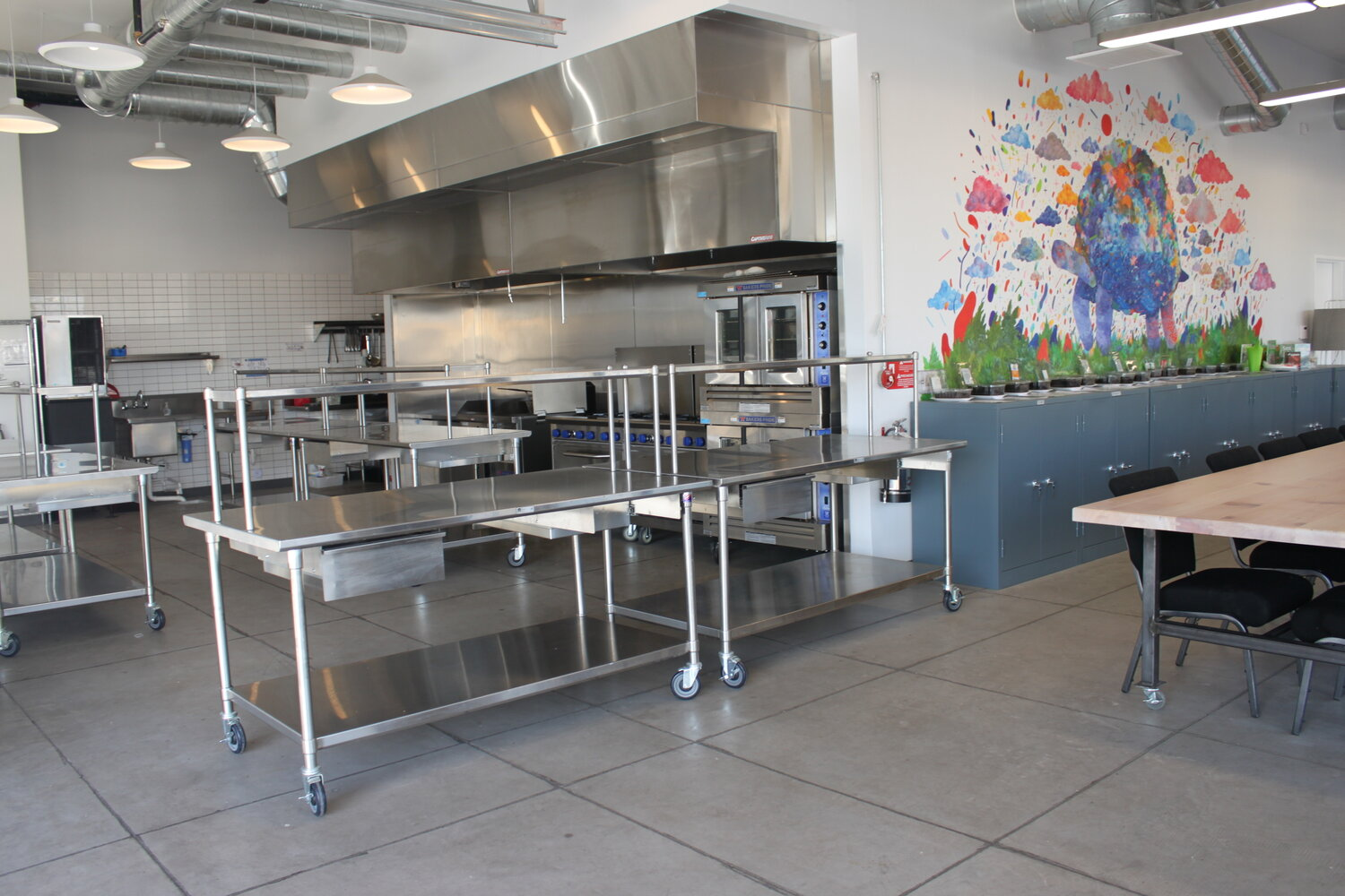 Fuerza Local Community Kitchen -