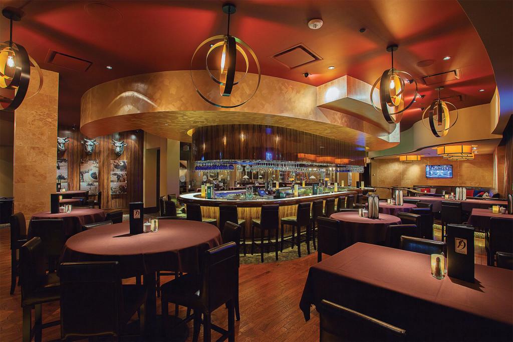 Perrys Steakhouse Memorial City TX - Bar.jpg