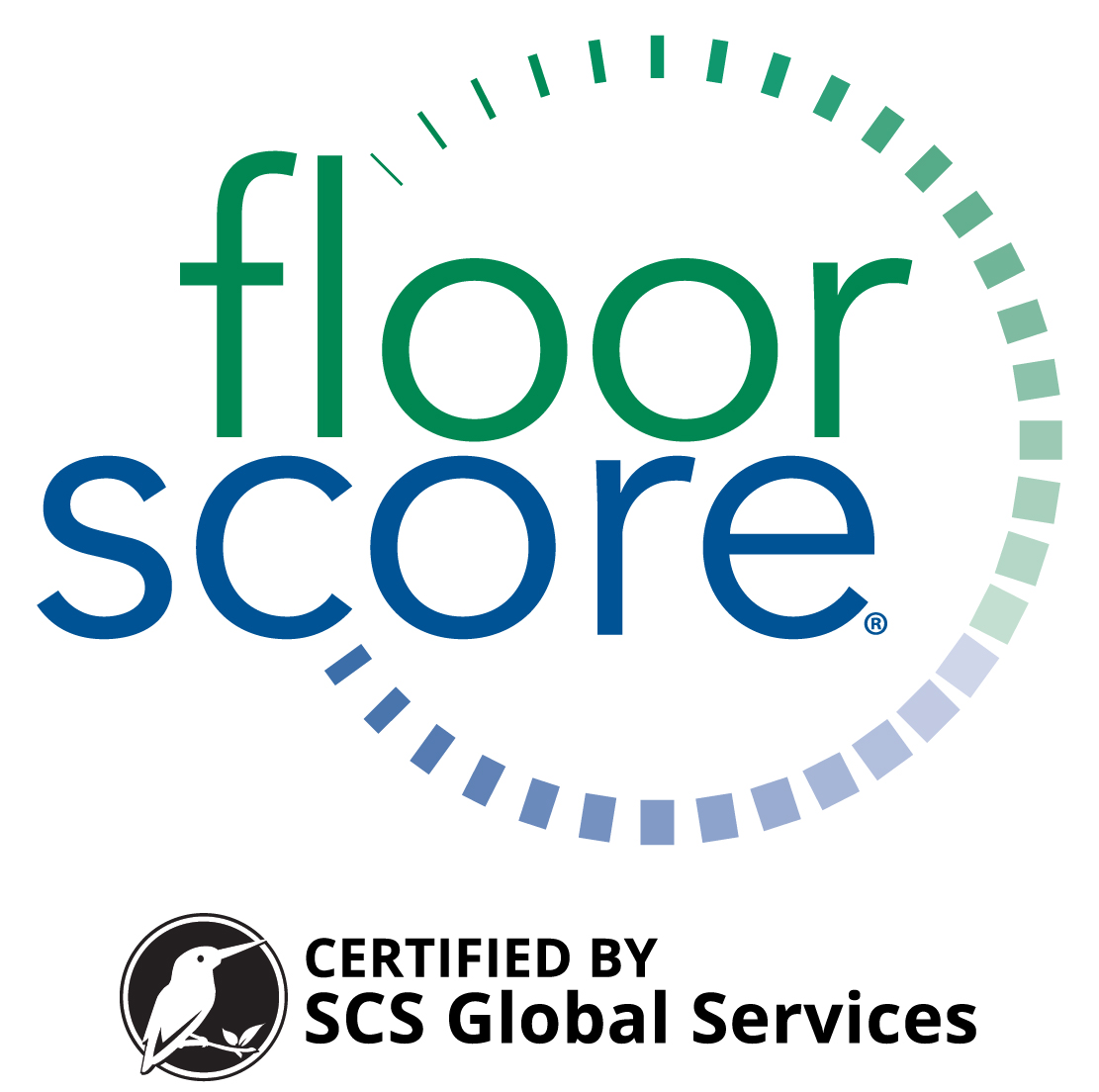 click to download FloorScore Certification