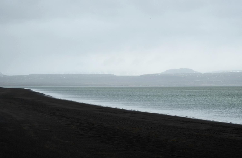Black Shore I, Iceland 2018