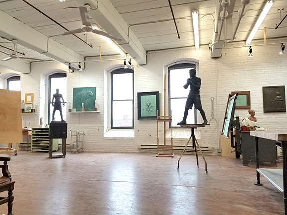 Stephen Layne Studio:    The Putnam Building, 3rd floor, 1627 N 2nd St Philadelphia, PA 19122