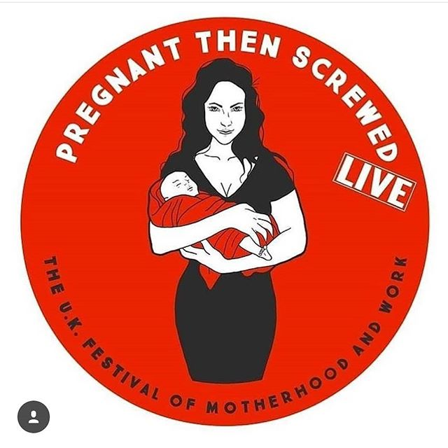 Pregnant Then Screwed Live starts at 10am tomorrow (doors at 9.30am) but if you can't be there in person, don't worry, you can still watch the main stage and you don't even have to get dressed. Flick right to see the programme and click the link in our bio to tune in. The hashtag for the event is #ptslive  With speakers: @jessicafostekew @orbyn @dayressolicitor @beyondthebump.coach @mother_pukka @srosegregory @shespeakswehear @sophiewalker_we @katequilton @cherryhealey @amberrosetheron @susiejverrill @candicebrathwaite @iam_papab @undercovermutha @redjotter @suzy_ashworth @inpolife @_marslord @mums_like_us @rebecca.schiller @drrebeccamoore @thefatfunnyone @clemmie_telford @petra.velzeboer