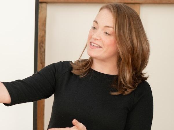 Susie Heale - Flexible working training