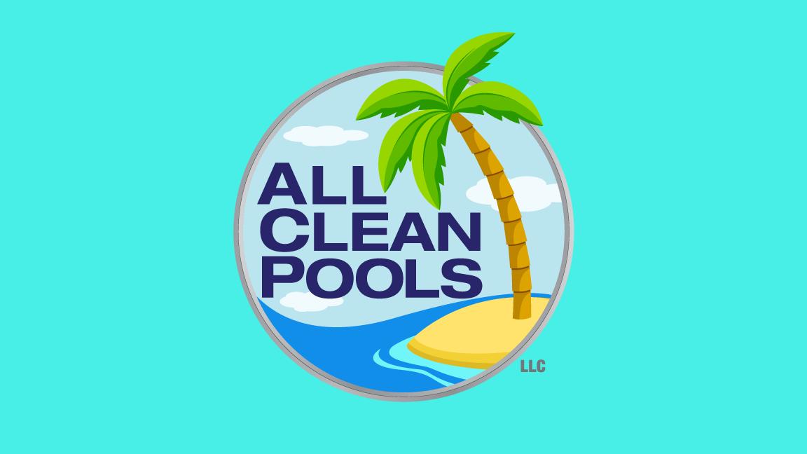 All-Clean-Pools_Logo-Design_Dreamcapture_Memphis-TN
