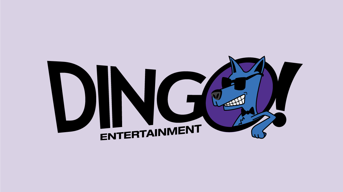 Dingo-Entertainment_Logo-Design_Dreamcapture_Memphis-TN